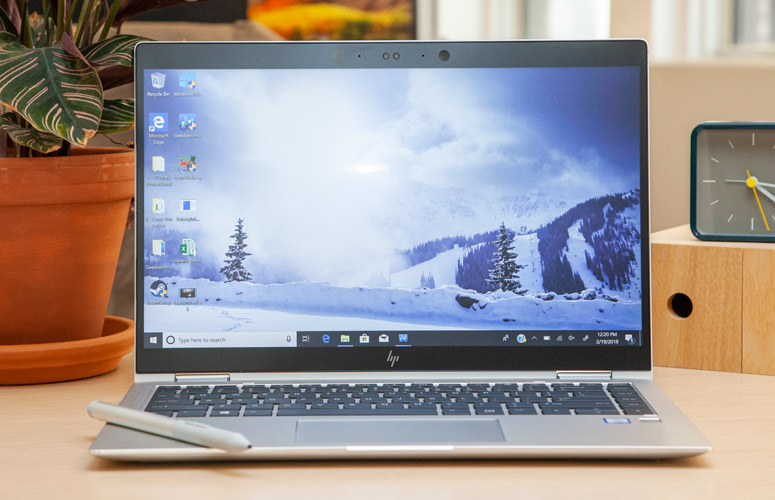 Đánh giá HP EliteBook x360 1040 G5 REVIEWS 7